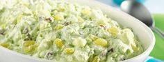 Watergate Salad (Oldie but a goodie),.....http://dole.com/Recipes/Watergate-Salad