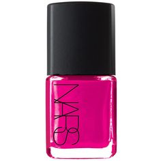 NARS Nail Polish - Colour Schiap (1.195 RUB) ❤ liked on Polyvore featuring beauty products, nail care, nail polish and nars cosmetics