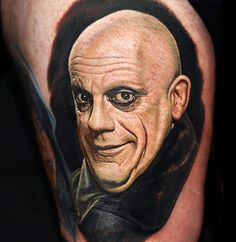 http://www.tattooesque.com/uncle-fester-tattoo-by-nikko-hurtado/