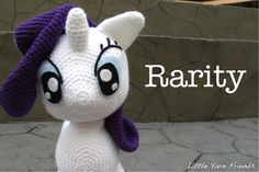 I fell in love with this one when I saw it for the first time. Its a really huıge doll, perfect fof the little my little pony fans. I have ...