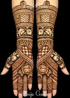 90+ Bridal mehndi designs for every kind of bride || New dulhan mehndi designs | Bling Sparkle