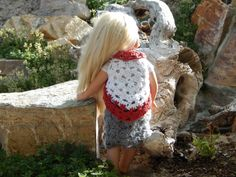 Crochet Pattern: Fun In The Sun Bolero by CraftingFriendsDesig
