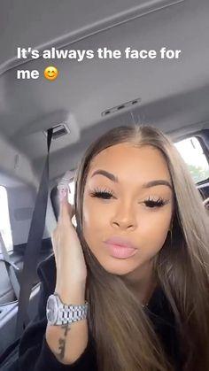 Baddie Hairstyles, Black Girls Hairstyles, Ponytail Hairstyles, Weave Hairstyles, Cute Hairstyles, Hair Ponytail Styles, Sleek Ponytail, Curly Hair Styles, Natural Hair Styles