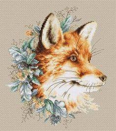 fox needlepoint kits