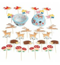 Ensemble pour cupcakes