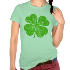 =>>Cheap          Vintage Distressed Lucky 4 Leaf Clover Tee Shirts           Vintage Distressed Lucky 4 Leaf Clover Tee Shirts we are given they also recommend where is the best to buyThis Deals          Vintage Distressed Lucky 4 Leaf Clover Tee Shirts lowest price Fast Shipping and save ...Cleck Hot Deals >>> http://www.zazzle.com/vintage_distressed_lucky_4_leaf_clover_tee_shirts-235332187768642853?rf=238627982471231924&zbar=1&tc=terrest