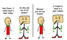 Friendship Joke