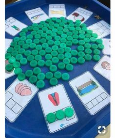 Create a fun phonics activity with our free CVC word cards. Print them out and pop them in a tuff tray with letter counters for a fun and engaging language activity. Fun Phonics Activities, Teaching Phonics, Language Activities, Preschool Activities, All About Me Activities Eyfs, Phonics Games Year 1, Read Write Inc Phonics, Physical Activities, Teaching Resources