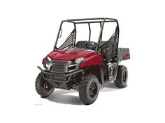 2012 Polaris Ranger 500 EFI // $9,299.00 // 4-Stroke // 498 cc // EFI (Electronic Fuel Injection) ensures fast, reliable starting in any temperature, plus automatic adjustments for altitude // www.Maxeys.com