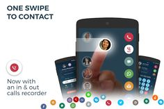 Contacts Phone Dialer: drupe v2.008.0219X-Rel   Contacts Phone Dialer: drupe v2.008.0219X-RelRequirements:4.1 and upOverview:Forget about traditional dialers and phonebook apps! We bring your contacts and communication apps together to one place thats accessible from all your screens.  Wish to contact a friend? Dial or just text anyone? Just swipe the contact to the app you've chosen and get in touch! Simple. New: Now with a built-in call recorder!  Featured by TNW  Forbes Android police…