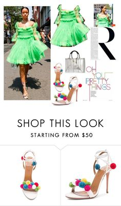 """""""Inspired By Rihanna"""" by agnesmakoni ❤ liked on Polyvore featuring River Island"""