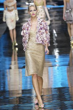 Valentino Spring 2008 Couture - Runway