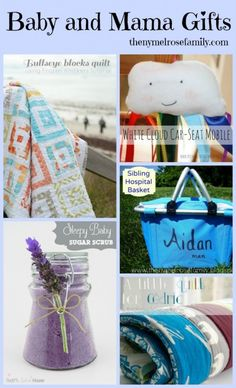 Baby and Mama Gifts