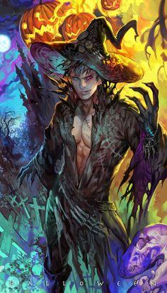 Wizard/witch Fantasy art colours Male I Drawcrowd I