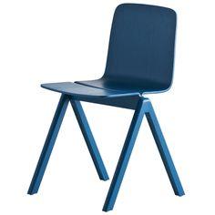 Copenhague tuoli, sininen