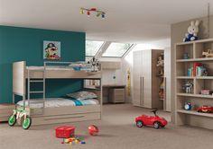 Interieurmagazine.com elk kind zijn kamer! deze jeugdkamer heeft