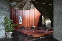 Galeria de Clássicos da Arquitetura: Igreja do Centro Administrativo da Bahia / João Filgueiras Lima (Lelé) - 18