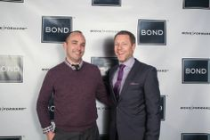 BOND New Year Party 2014