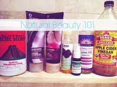 Natural Beauty 101: Non-Toxic Products That Actually WORK