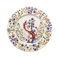 Piatto piano in vetro porcellanato Taika - d 22 cm Villeroy, White Plates, Salad Plates, Joss And Main, Katana, Plate Sets, Dinner Plates, Dinner Ware, Crystals