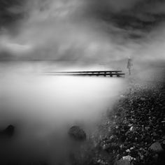 Monochrome Fine Art Photography by Vassilis Tangoulis
