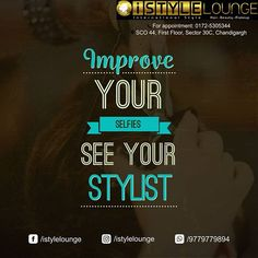 Happy Monday! Don't hold back. See your hairstylist/beautician today. For summer ready offers Call us at 0172 5305344 SCO 44 First Floor Sector 30c Chandigarh.  #istylelounge #MondayMotivation #hairstylist #hair #haircut #hairtreatement #hairstyle #treatments #selfies #offerofday #offer #salon #chandigarhdiaries #chandigarh