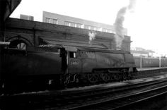From the spotting notes of Peter Hands on August observed on this date in 1961 – What Happened To Steam On This Date, Southern Railways, Merchant Navy, Bullen, Battle Of Britain, Steam Locomotive, Dates, Engine, Train