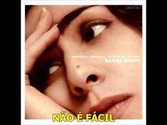 Não é fácil (Marisa Monte) [Legendado] - YouTube