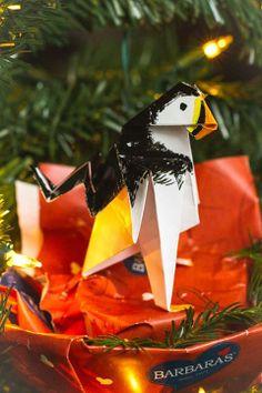 Origami Paper, Bird Art, Compassion, Thankful, Christmas Ornaments, Holiday Decor, Amazing, Blog, Diy