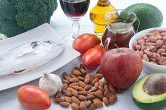 Foods that lower cholesterol, from Harvard.edu.