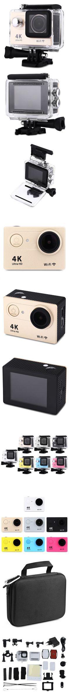 H9 30M Waterproof 1080P Action Sport Camera EU PLUG-49.85