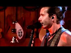 """EXCLUSIVE Bush """"All My Life"""" Guitar Center Sessions on DIRECTV. Gavin Rossdale is so pretty."""
