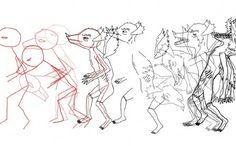 Create hand-drawn animation