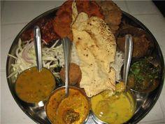 Food in Darbhanga City.
