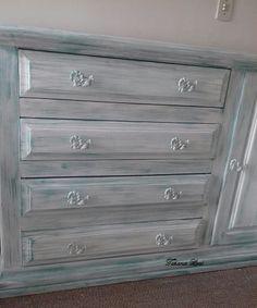 Pátina riscada cor azul tiffany
