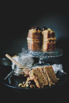 Baklava Birthday Cake — Sweet Gastronomy