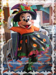Are you looking for a little Halloween fun for your next Disney trip? Make sure to add Minnie's Halloween Dine to your fall bucket list! The Hollywood and Vine restaurant at Disney's Hollywood Studios hosts this special seasonal character dining experience from September 12 until November 6th. Join Minnie and friends for a frightfully fun …