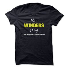 Its a WINDERS Thing Limited Edition