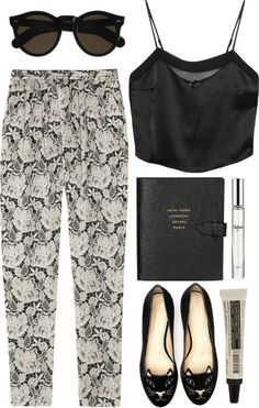 """""""it girl"""" by rosiee22 ❤ liked on Polyvore"""