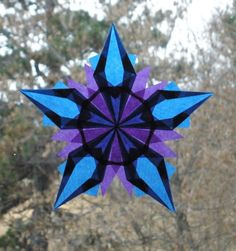"""Another pinner said: """"amazing window star."""" Thank you!"""