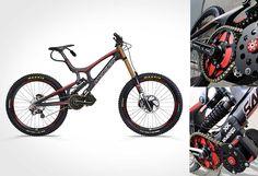 Conway e Rider. Electric Mountain Bicycle. €6000   S pedelec
