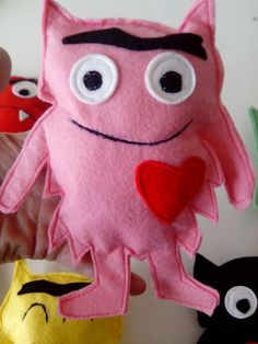 Fun Diy Crafts, Arts And Crafts, Monster Co, Crochet Monsters, Circle Time, Art Therapy, Puppets, Fairy Tales, Kindergarten