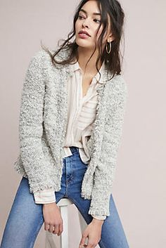 Snowfall Tweed Jacket