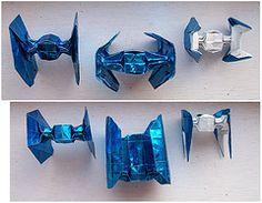Star Wars Origami!
