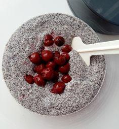 Višňovo-maková torta bez múky Health Diet, Cake Recipes, Fitness, Food And Drink, Low Carb, Gluten Free, Sweets, Healthy Recipes, Baking