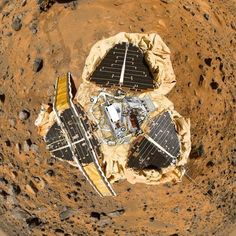 Another July 4th Anniversary: Pathfinder's Landing On Mars