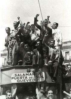 Madrid, 18 de julio 1936.