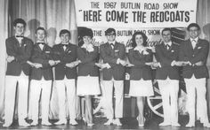 Butlins Redcoats roadshow 1967