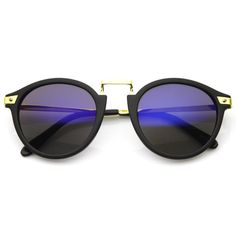 Horned Rimmed Sunglasses | Brit + Co. Shop | DIY Online classes, DIY kits and creative products from makers you'll love.