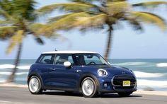 Mini cooper / Dark blue / Dream car /